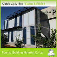 Good Sealed Timber Cladding Economical Mobile Chinese Office
