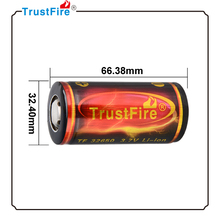 China Suppliers Rechargeable Cylindrical li-ion 6000mAh 32650 torch light rechargeable battery with PCB