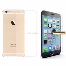 Factory Price Premium Real Back Tempered Glass Screen Protector for iPhone 8