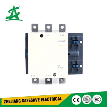 CJX2-32 widely used 480v overload protection function standard ac contactor