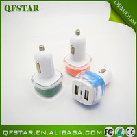Best quality Compact design usb keychain charger mini battery charger