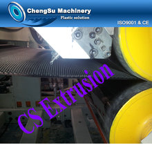 PP plastic hollow sheet extrusion machine for car ceiling