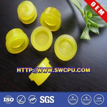 Custom made food grade silicone shock absorber rubber cover