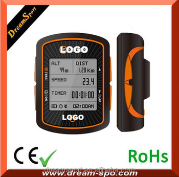 2015 Hot brand bike power meter computer bicycle panniers cycling bicycle speed counter odometer