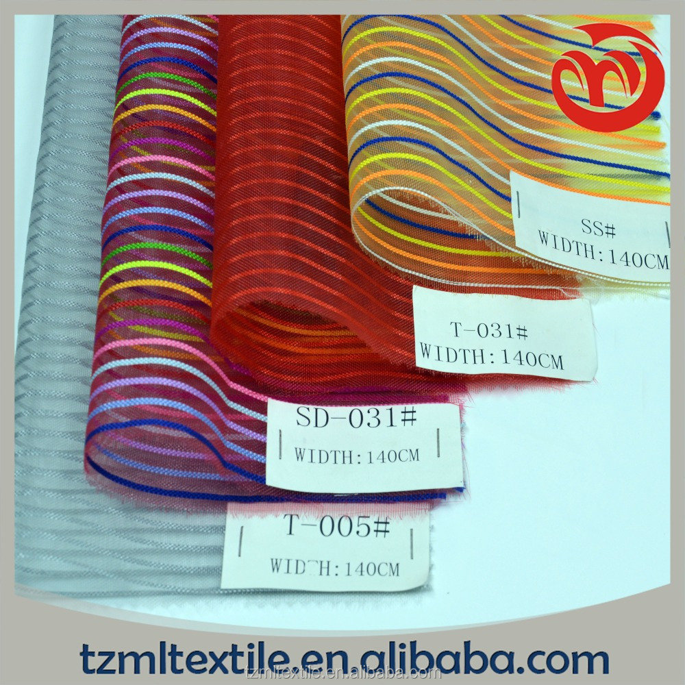 100 polyester nylon tulle netting twill fabric