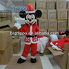 christmas Mickey mouse mascot costume