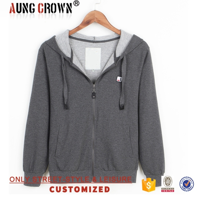 Wholesale High Quality Zipper Hoodie Winter Wear Fast And Reliable