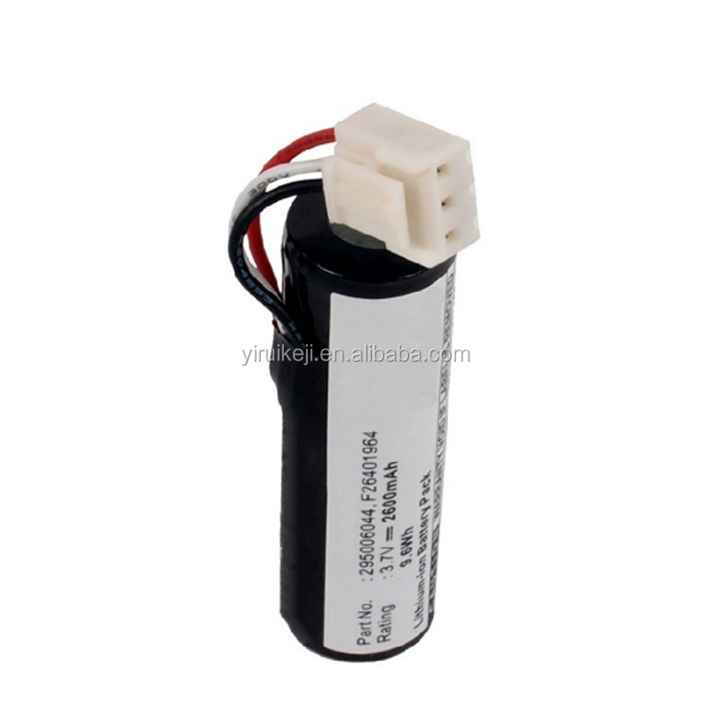 3.7V 2600mAh Lithium ion battery pack for Ingenico IWL220 iWL250 mobile credit card machine battery 295006044