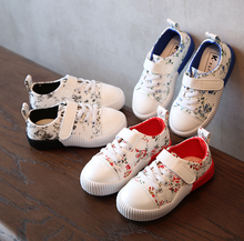 FC11192 spring autumn latest design children white shoes girls fashion casual shoes