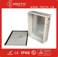 Waterproof Project NEMA Metal Steel Electrical Wire Junction Box