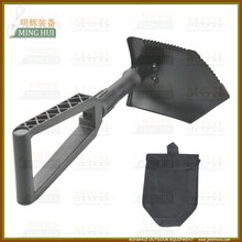 Tri-Folding nylon handle shovel