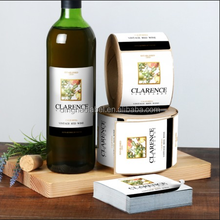 Custom Rolled Wine Label Sticker, Bottle Label Printing,Self Adhesive Label