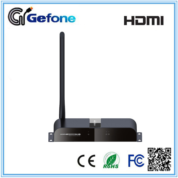 Hot Sale Long Range 5.8ghz Wireless HDMI Balun Transmitter with IR
