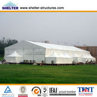 25*85m large aluminium clear span china event tents for BWM events for sale