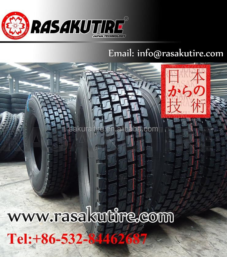 9R22.5 gt radial china truck tire 22.5