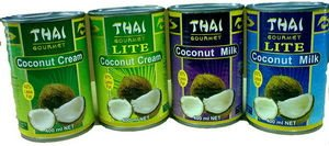 Thai Gourmet Coconut Milk , Classic Asian Coconut Milk