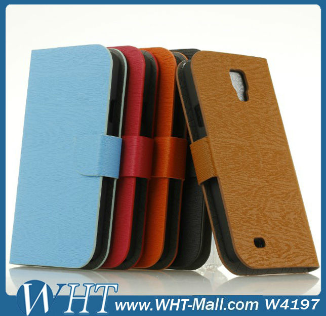 Luxury Leather Case For Samsung Galaxy S4 Active i9295