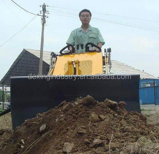 Multi-functional Mini Skid Steer Dozer Blade with CE