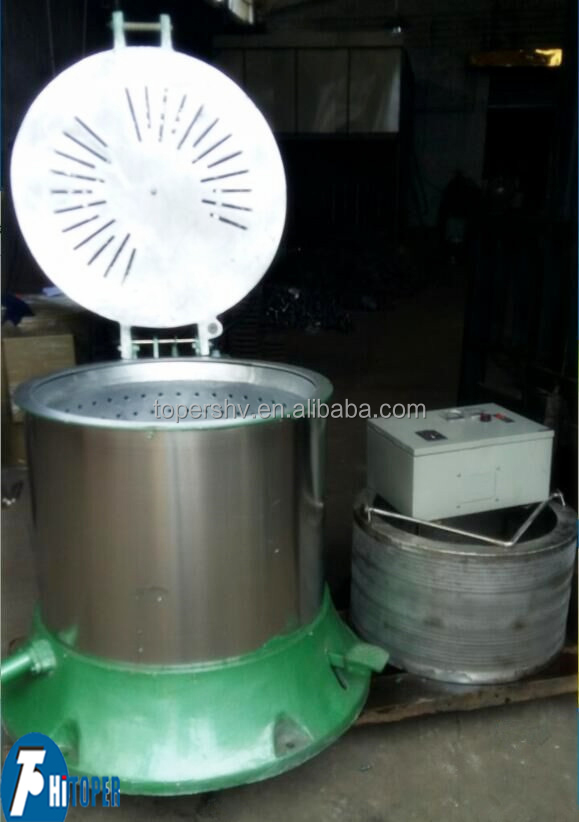 industrial spin dryer machine, metal casting centrifuge