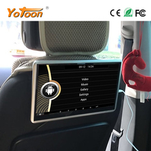 Car Android Headrest Monitor with WiFi/TF/USB 11.6 inch Universal for any Car
