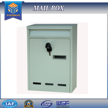 2016 yoobox postboxes singapore home post box with lock mail drop box