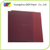 Christmas gift wrapping paper leather grain paper manufacturer