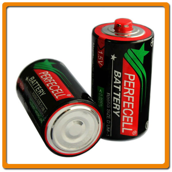 Water Heater R20 Plastic Flashlights Batteries