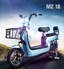 48V12AH ELECTRIC MOTORBIKE CE APPROVED CHEAP PADEL ASSISTED E-BIKE WITH PORTABLE BATTERY BOX