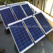 200W Solar Power Panel with MNRE Approved & Best Quality