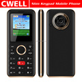 New Arrival 1.8 Inch Dual SIM Big Battery Slim Keypad Basic Mobile Feature Phone