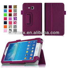 Tablet Case Manufacturer For Samsung Galaxy Tab 3 7.0 Lite Tablet Leather Case Cover Fits Kids