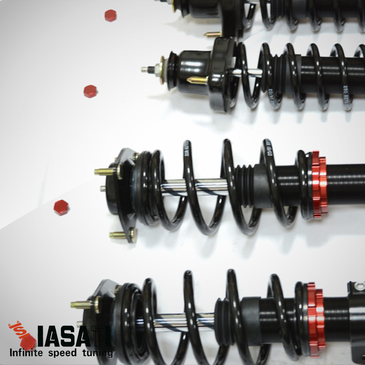 Tuing parts adjustable twin-tube shock absorber for HONDA Odyssey