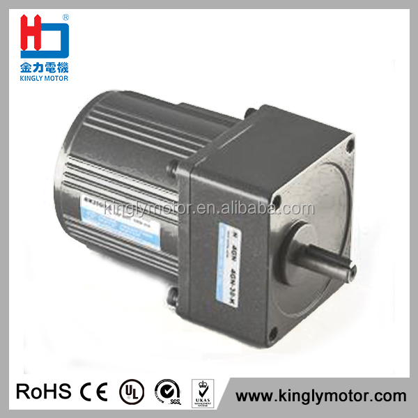 High Efficiency Ac Motor For Spin Motor Washing Machine