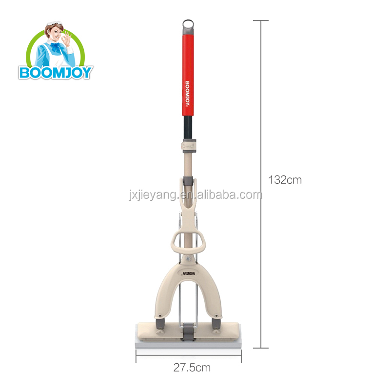 Boomjoy F-41 PVA Sponge Foam Magic Mop High Water-Absorption Efficient Stain Removal with high quality