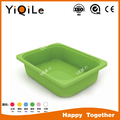 Favourite plastic storage container easy stackable storage basket for children