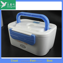 Promotion high security electric heating lunch box keep food warm