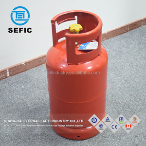 Competitive Hot Product 15KG LPG Gas Cylinder For Home Cooking Widely Used In African Market