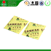 Factory supply non toxic food grade foods oxygen absorber