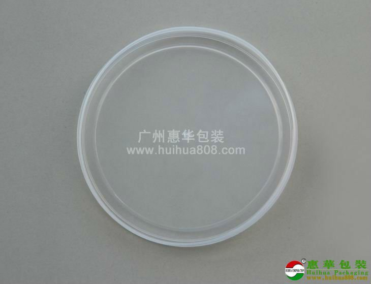 PE plastic cover for canning food