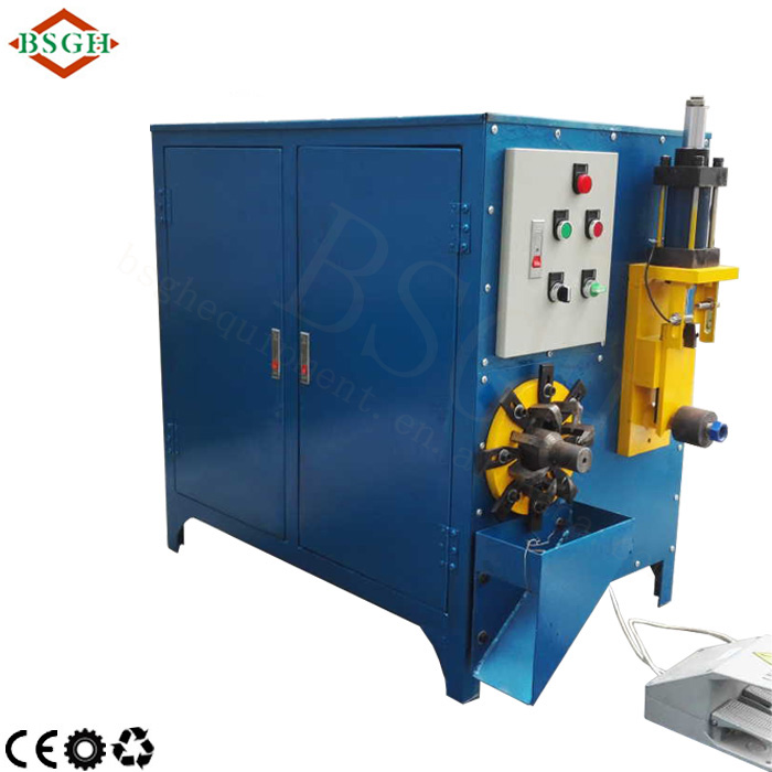 MR-W Used Electric Motor Scrap Recycling Machine Heavy Wrecker