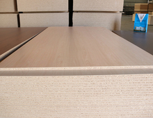 25mm weight of melamine faced particle board