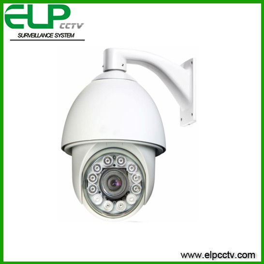 High speed dome 150m IR auto tracking outdoor ptz rs485 protocol high speed dome camera