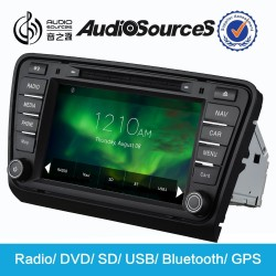 for skoda octavia navigation dvd with Dual Zone Canbus Gps navigation OPS IPAS