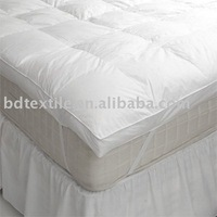 goose feather mattress pad