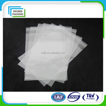 Self Adhesive Seal Clear Plastic Bag Gift Packaging Opp Bag