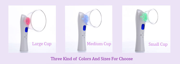 Wholesale Newest Electronic Vacuum Breast Enlargement Therapy Cupping Machine Supplies