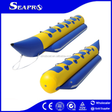 0.9T PVC/hypalon fabric/inflatable banana boat