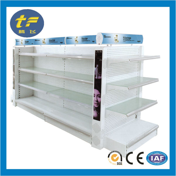 cosmetics display fixture cosmetic store display