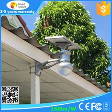 Integrated Outdoor Solar LED Lamp Lighting pro Study Street Path Wall Garden with Lithium Battery Price