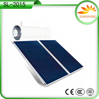 High Efficiency and New energy Flat Panel Solar thermal Water Heater from guangzhou manufacturer